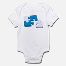 Single Piece Puzzle Infant Bodysuit