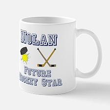 Nolan - Future Hockey Star Mug