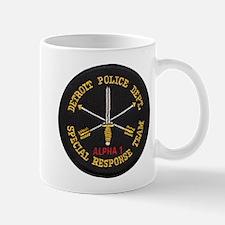Detroit Police SRT Mug