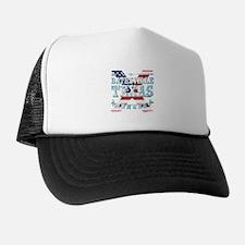 Christmas Pug baby hat