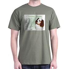 Clumber Spaniel Puppy T-Shirt