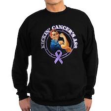 Kicking Cancer's Ass Jumper Sweater
