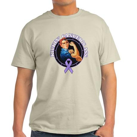 Kicking Cancer's Ass Light T-Shirt