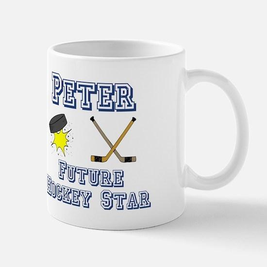 Peter - Future Hockey Star Mug