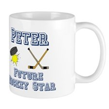 Peter - Future Hockey Star Mug