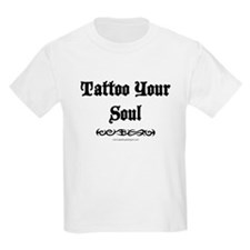 Tattoo Your Soul Kids T-Shirt