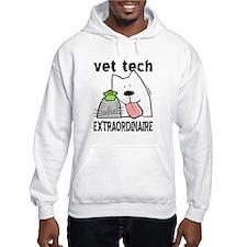Vet Tech Extraordinaire Hoodie
