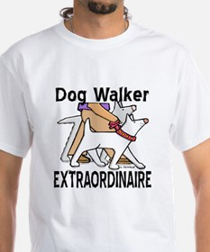 Dog Walker Extraordinaire Shirt
