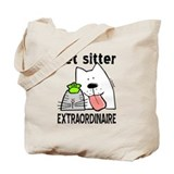 Pet sitter Canvas Totes