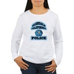 Glendale PD Gang Squad Women's Long Sleeve T-Shirt