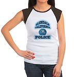 Glendale PD Gang Squad Women's Cap Sleeve T-Shirt