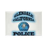 Glendale PD Gang Squad Rectangle Magnet (100 pack)