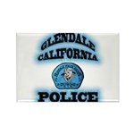 Glendale PD Gang Squad Rectangle Magnet (10 pack)