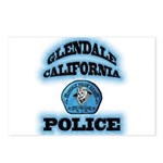 Glendale PD Gang Squad Postcards (Package of 8)