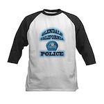 Glendale PD Gang Squad Kids Baseball Jersey