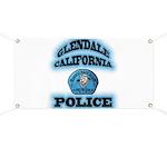 Glendale PD Gang Squad Banner