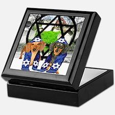 Star Keepsake Box