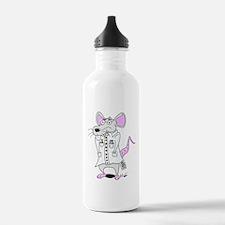 Scientist Lab Rat Water Bottle