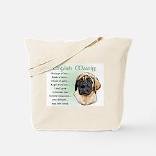 English Mastiff Tote Bag
