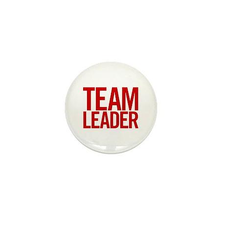 Team Leader Mini Button