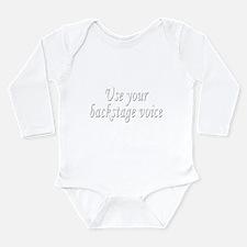 Light Cue One Go Long Sleeve Infant Bodysuit