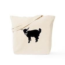 Unique Baby goat Tote Bag