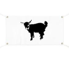 Cute Goat Banner