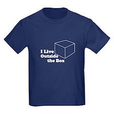 I Live Outside the Box T