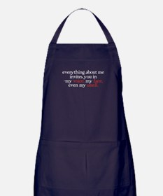 Unique Twilighter Apron (dark)
