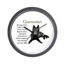 Groenendael Wall Clock