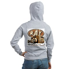 RAT - Low Down Zip Hoodie