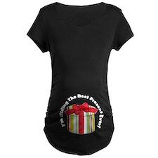 I'm hiding the best present T-Shirt