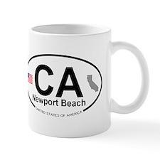 Newport Beach Mug