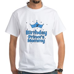 birthdayprince_3rd_PRINCESMOMMY_apos T-Shirt