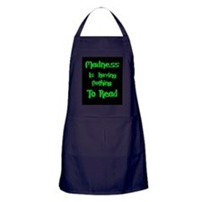 Reading Madness Apron (dark)