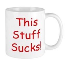 Sucky Mug