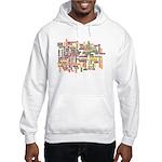 Constellations Hooded Sweatshirt