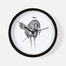 Funny Specter Wall Clock
