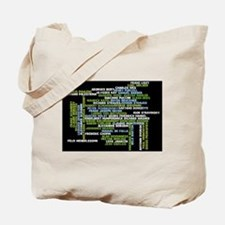 Composers Tote Bag