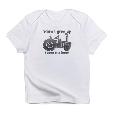 Grow Up Farmer Infant T-Shirt
