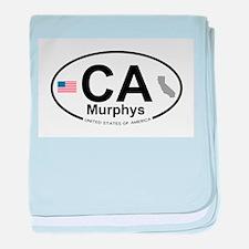 Murphys baby blanket