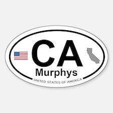Murphys Decal