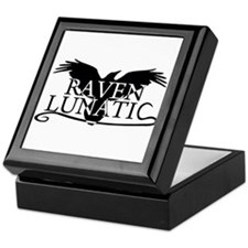 Unique Goth Keepsake Box