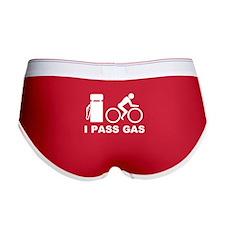 I PASS GAS Bicyclist Women's Boy Brief