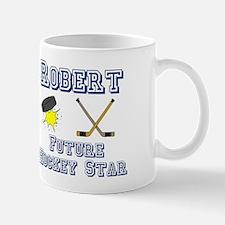 Robert - Future Hockey Star Mug