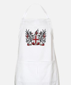 London Coat of Arms BBQ Apron