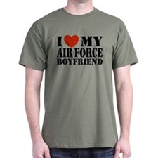 Air Force Boyfriend T-Shirt