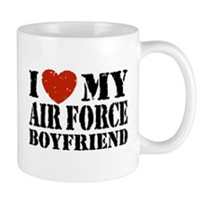 Air Force Boyfriend Mug