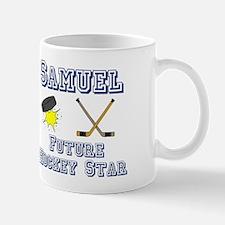 Samuel - Future Hockey Star Mug