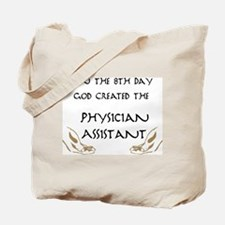 Cute Physician assistant Tote Bag